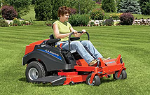 Simplicity - Javelin Zero Turn Mower